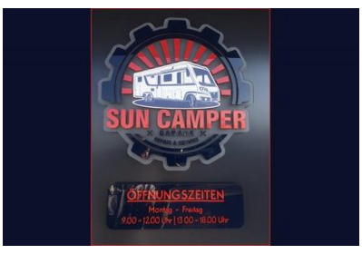 Sun-Camper-Garage in 89434 Blindheim