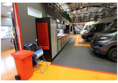 Wohnmobil-Service aus  Solnhofen
