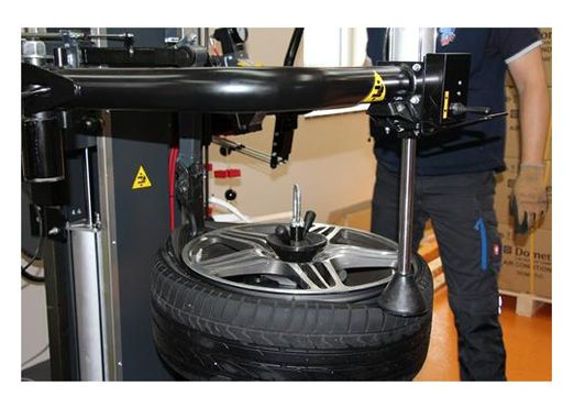 Wohnmobil-Reifen aus  Ostseebad Heringsdorf